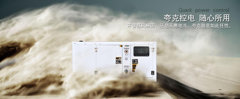 福建夸克柴油发电机组,追求卓越,质造未来,为客户提供24小时售后服务和零件供给
